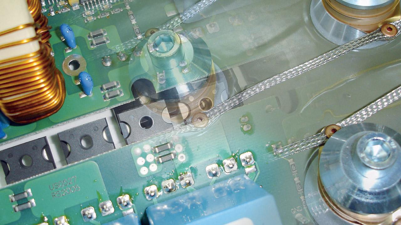 Fabrication des émetteurs d'ultrasons