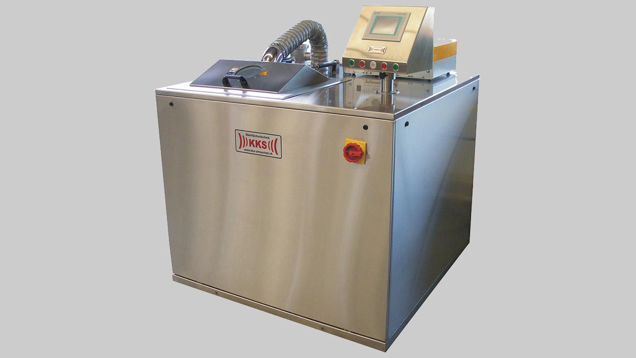Machine de nettoyage lessiviel interopérations