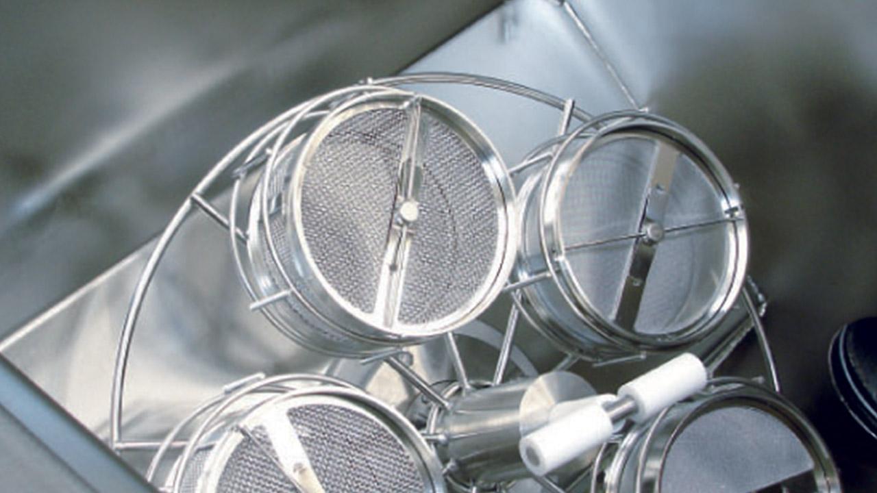 Système de paniers rotatifs